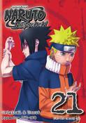 Naruto Shippuden Set 21 DVD Uncut