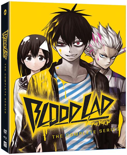 Blood Lad Blu-ray/DVD