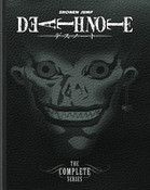 Death Note Complete Series DVD