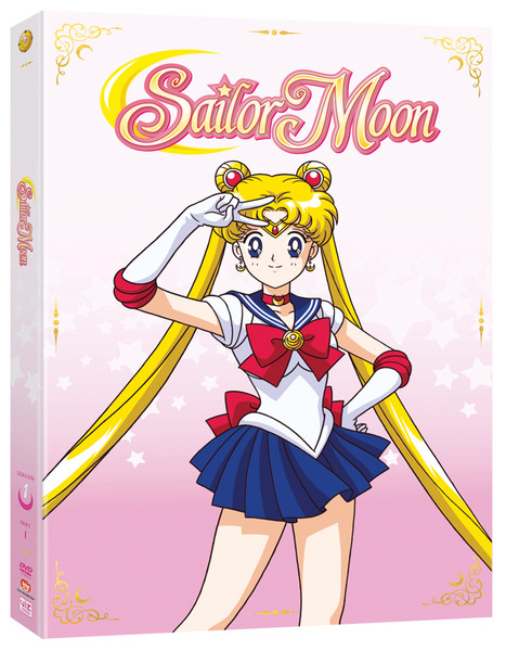 Sailor Moon Set 1 DVD