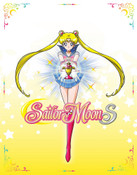 Sailor Moon S Part 1 Limited Edition Blu-ray/DVD + GWP