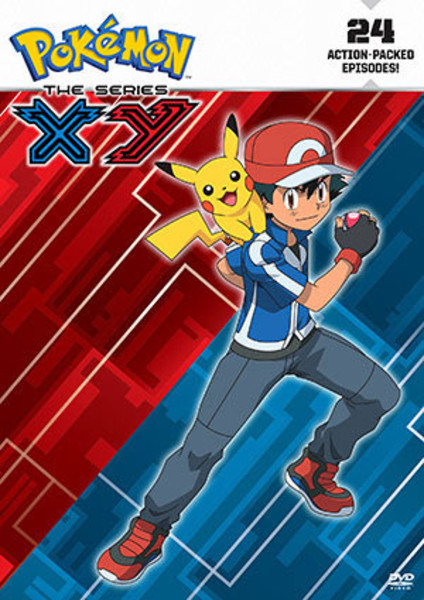 pokemon xy set 1 dvd