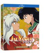 Inu Yasha The Final Act Complete Series Blu-ray