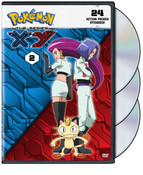 Pokemon XY Set 2 DVD