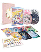 Sailor Moon Crystal Set 1 Limited Edition Blu-ray/DVD + GWP thumb