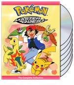 Pokemon Master Quest DVD