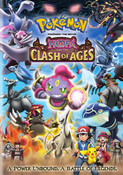 Pokemon Movie 18 Hoopa and the Clash of Ages DVD