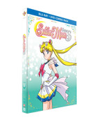 Sailor Moon Super S Blu-ray/DVD