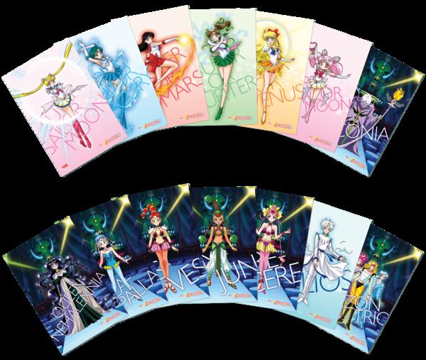 Sailor Moon Super S Part 2 Blu-ray/DVD + GWP