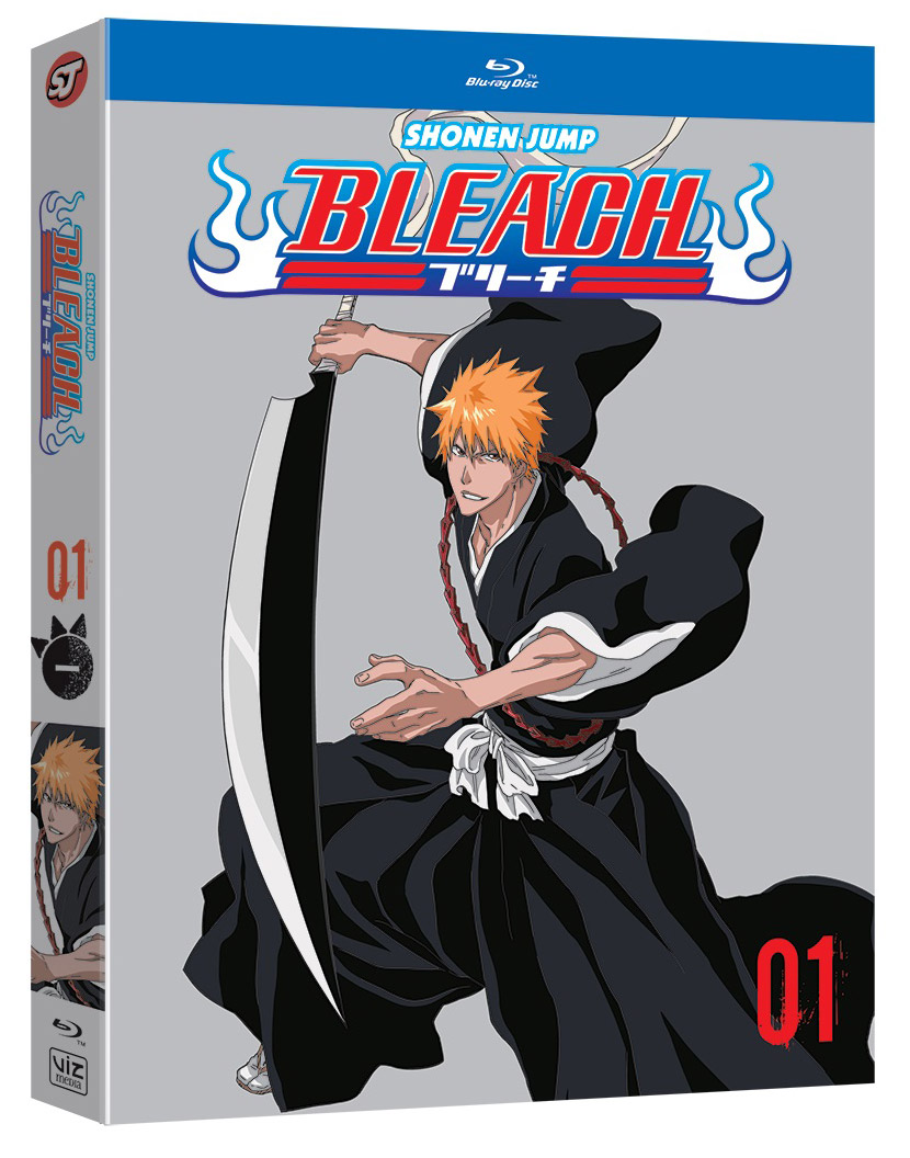 Bleach Set 1 Blu-ray 782009244226