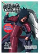 Naruto Shippuden Set 30 DVD Uncut