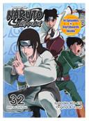 Naruto Shippuden Set 32 DVD Uncut
