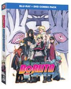 Boruto Naruto the Movie Blu-ray/DVD