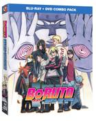 Boruto Naruto the Movie Blu-ray/DVD