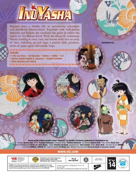 Inu Yasha Set 3 Blu-ray