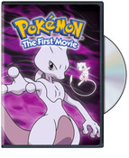 Pokemon The First Movie DVD