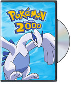 Pokemon The Movie 2000 DVD