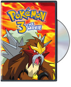 Pokemon The Movie 3 Spell of the Unown DVD