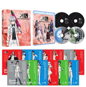 K Return of Kings Blu-ray/DVD