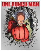 One-Punch Man Season 1 Limited Edition Blu-ray/DVD