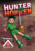 Hunter X Hunter Set 1 DVD
