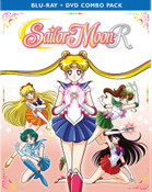 Sailor Moon R Set 2 Blu-ray/DVD + GWP
