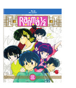 Ranma 1/2 Standard Edition Blu-ray Set 3