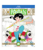 Ranma 1/2 Standard Edition Blu-ray Set 4
