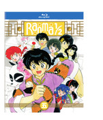 Ranma 1/2 Standard Edition Blu-ray Set 5