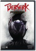 Berserk The Golden Age Arc Movie Collection DVD