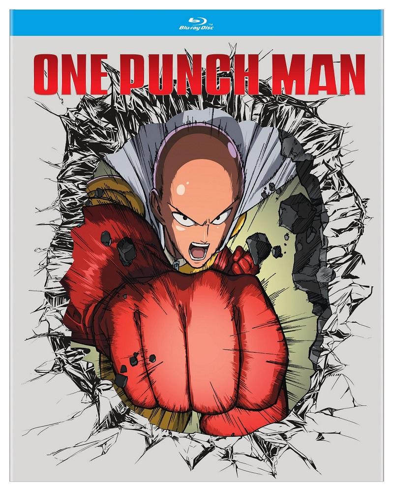 One-Punch Man Blu-ray 782009244653