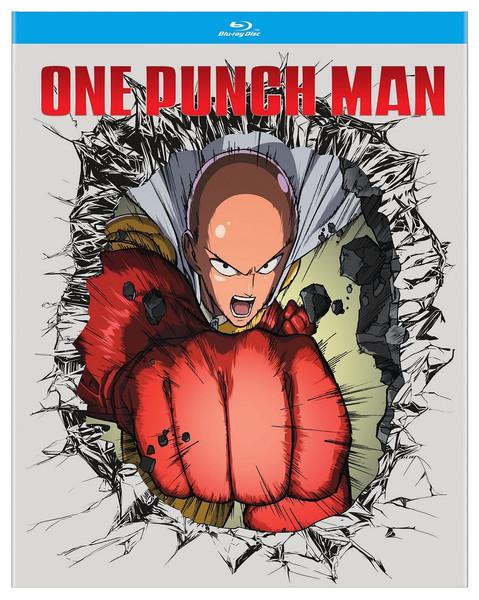 One-Punch Man Season 1 Blu-ray