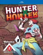 Hunter X Hunter Set 2 Blu-ray + GWP