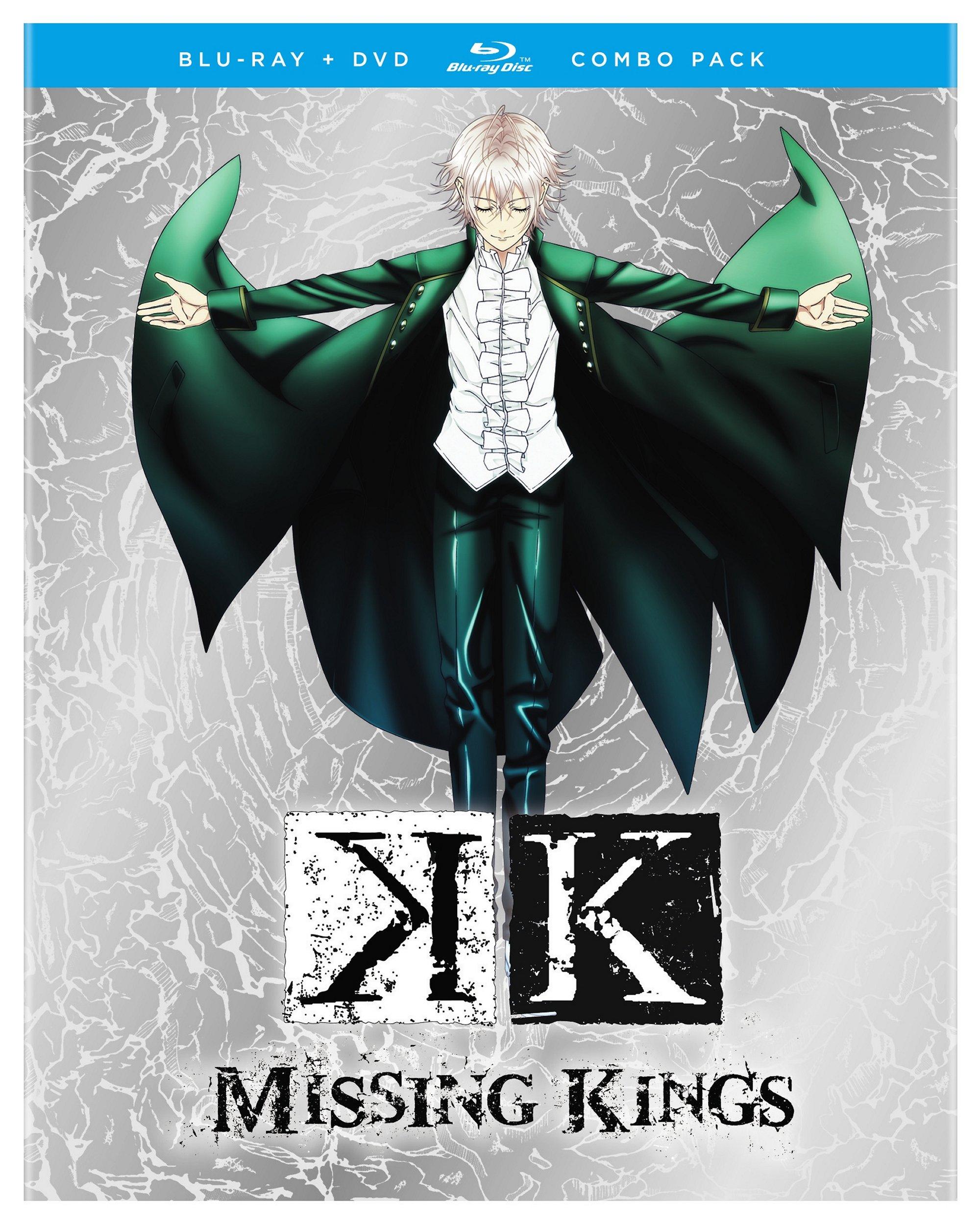 K Missing Kings Blu-ray/DVD 782009244776