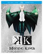 K Missing Kings Blu-ray/DVD