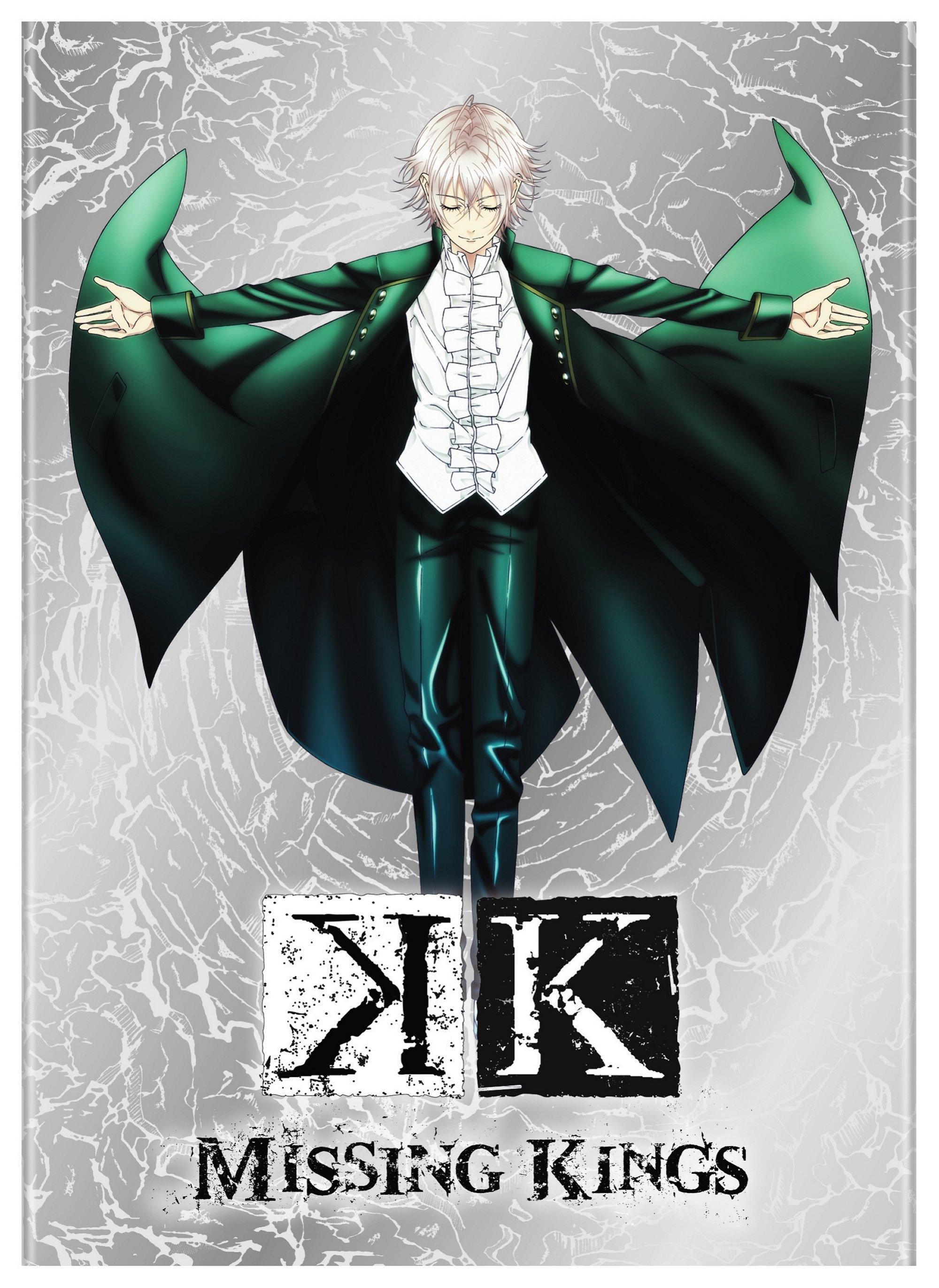 K Missing Kings DVD 782009244783
