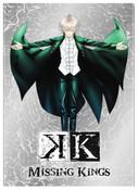 K Missing Kings DVD