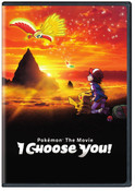 Pokemon the Movie I Choose You! DVD