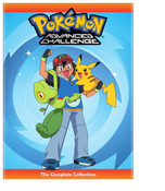 Pokemon Advanced Challenge Complete Collection DVD
