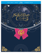 Sailor Moon Crystal Set 3 Blu-ray/DVD