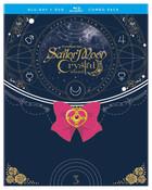 Sailor Moon Crystal Set 3 Blu-ray/DVD