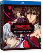 Vampire Knight Complete Collection Blu-ray