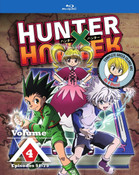Hunter X Hunter Set 4 Blu-ray + GWP