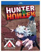 Hunter X Hunter Set 5 Blu-ray