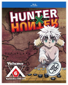 Hunter X Hunter Set 6 Blu-ray