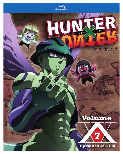 Hunter X Hunter Set 7 Blu-ray