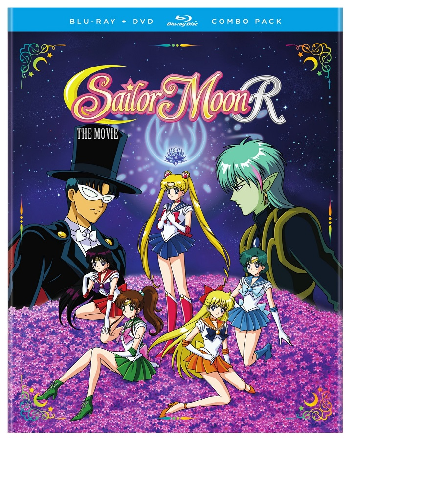 Sailor Moon R The Movie Blu-ray/DVD 782009244998
