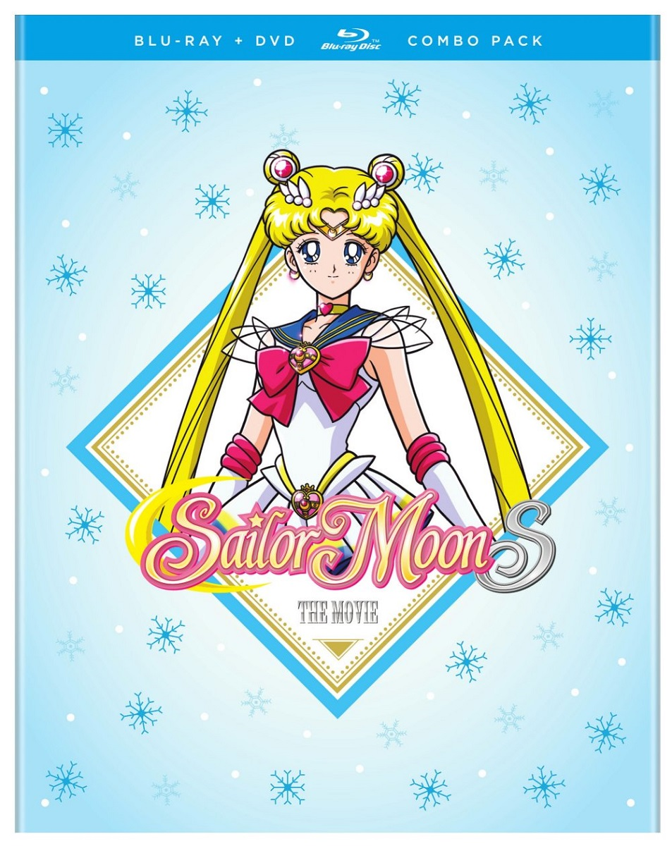 Sailor Moon S The Movie Blu-ray/DVD