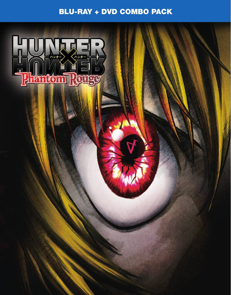 Hunter X Hunter Phantom Rouge Blu-Ray/DVD Review