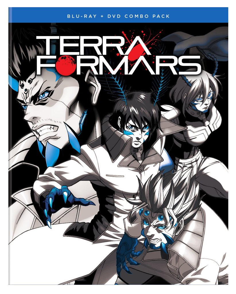 Terra Formars Blu-ray/DVD 782009245162